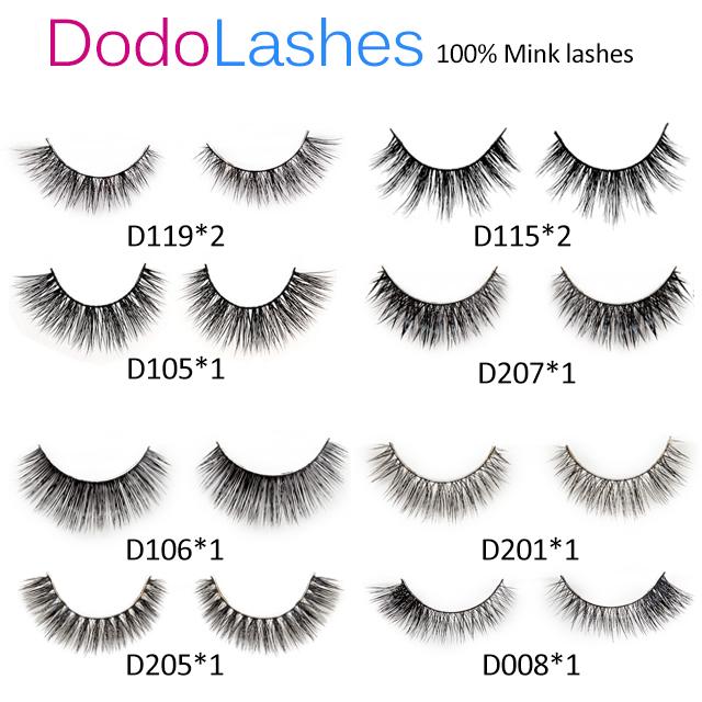 ab91cf9484e 12 pairs hottest mink lashes | DODOLASHES -Mink lashes- ONLY $5-$12 ...